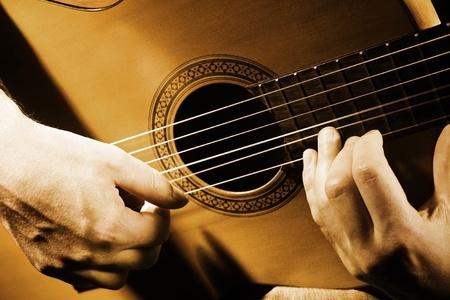 making a guitar