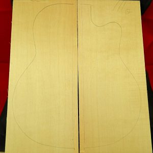 Quilted Archtop Guitar
