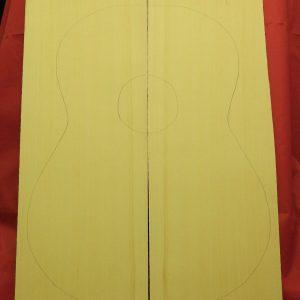 AA Classical Yellow Cedar soundboard