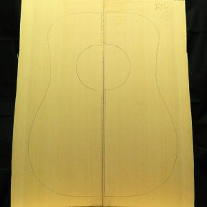 AAA yellow Cedar dread soundboard