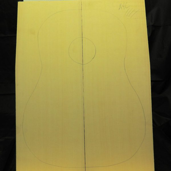 Master Grade Yellow Cedar Dread