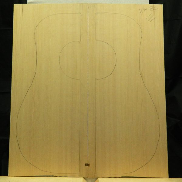 SPECIAL HIGH Grade Western Hemlock Dreadnought Guitar