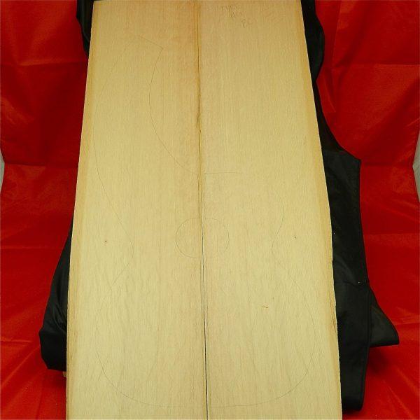 Premium Bearclaw Sitka Spruce Sedgewick Harp Guitar