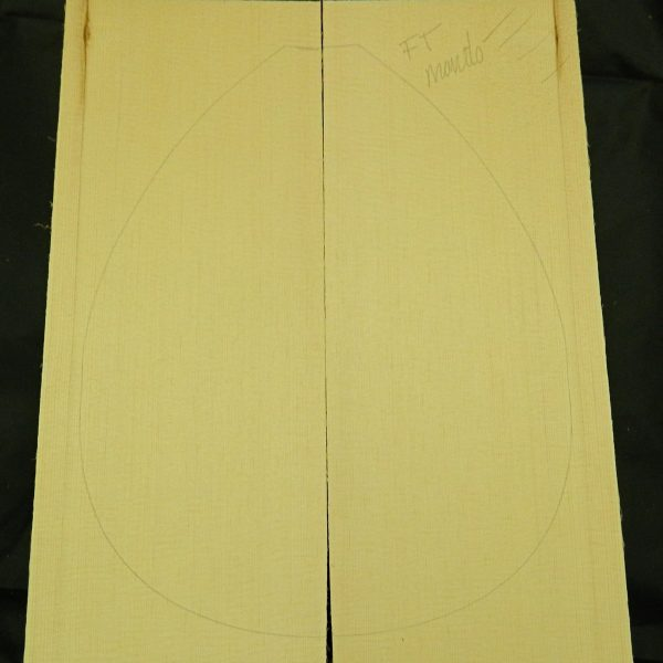 Master Grade Flat top Mandolin/Bouzouki Sitka