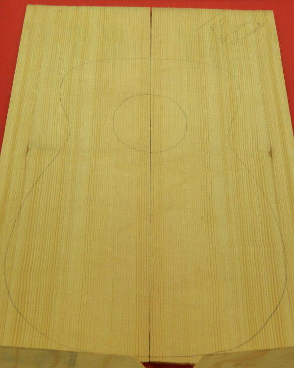 A Grade Flat top mandolin