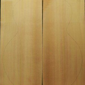 1A Western Red Cedar Archtop Guitar