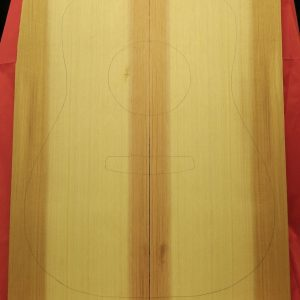A Western Red Cedar Dreadnought Guitar