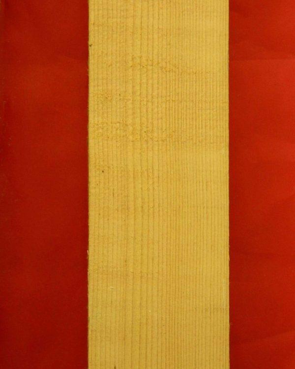 Western Red Cedar short Flute blank