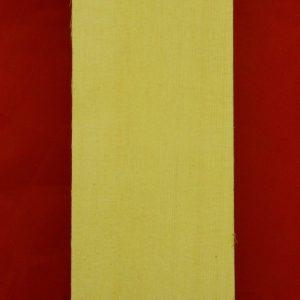 Yellow Cedar short Flute blank