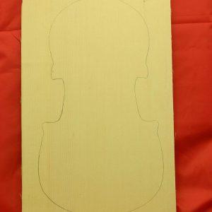 AAA/MSTR 1 Piece Violin