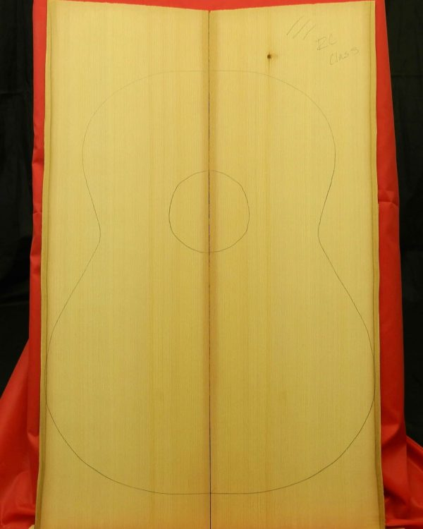 AAA Classical Western Red Cedar set