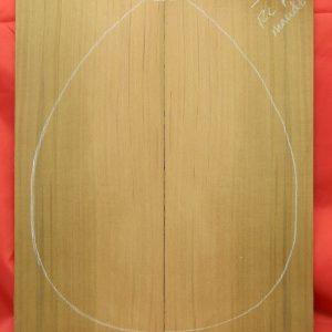 AA Red cedar Flat-top mandolin